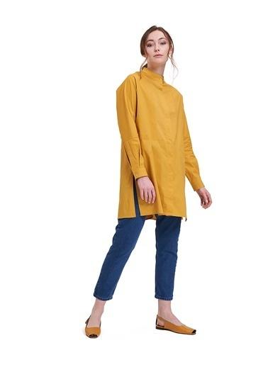 Mizalle Tunik Sarı
